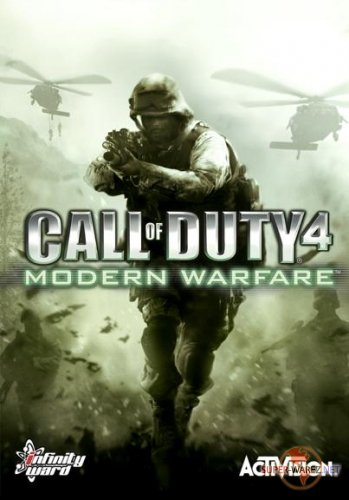 Call of Duty 4: Modern Warfare (2009/Repack/Portable)