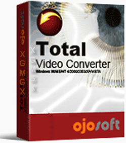 Portable OJOsoft Total Video Converter v2.6.4.404