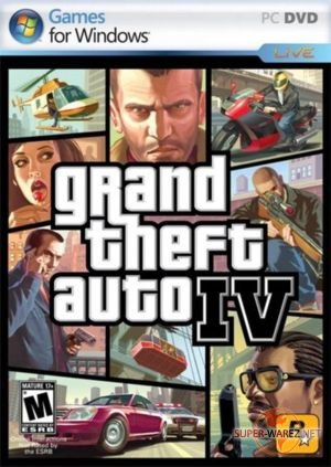 Grand Theft Auto IV (RePack by CDman/ENG/RUS/2008) + оф. патч + патч текстур