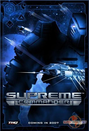 Supreme Commander:Forged Alliance v.1.5 (2007/RUS)