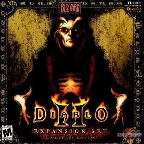 Diablo II - Lord of Destruction v1.12a (2009/ENG+RUS/FULL/RE-PACK)