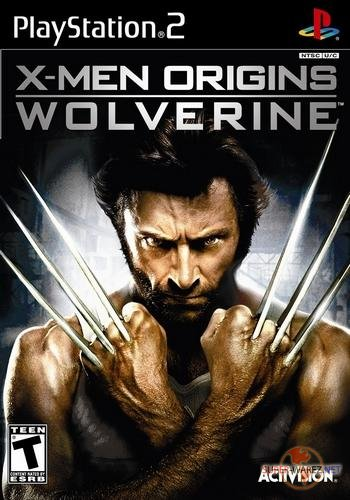 X-Men Origins: Wolverine PS2