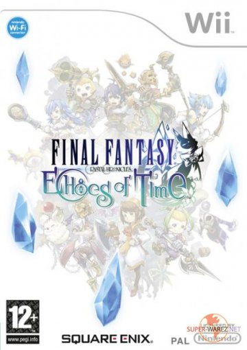 Final Fantasy Crystal Chronicles: Echoes of Time [ PAL ] [ Wii ]