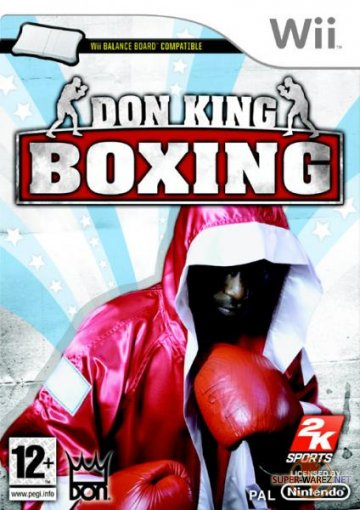 Don King Boxing [ PAL ] [ Wii ]