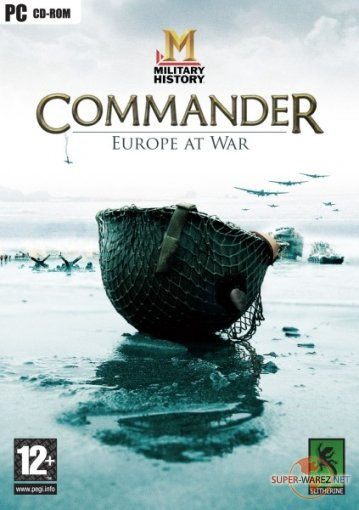 Military History Commander: Europe At War (2009/ENG/Multi5)