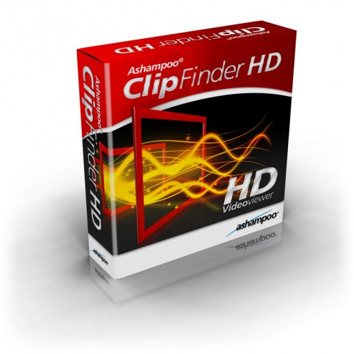 Ashampoo ClipFinder HD v2.03 Portable
