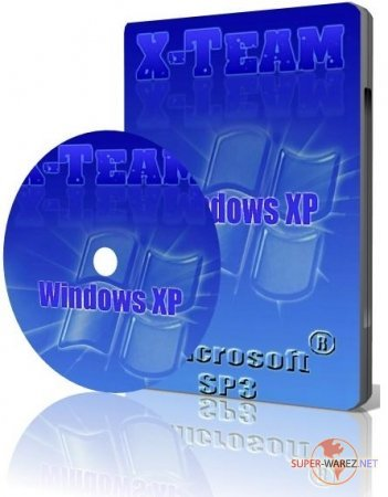 MS Windows XP PRO SP3 Russian Release By X-TEAM Group (05.2009)