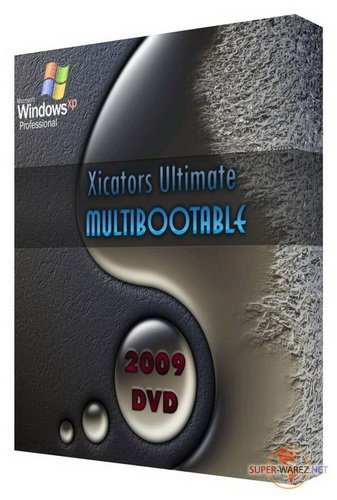 Xicators Ultimate Multibootable 2009 DVD