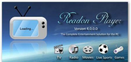 Readon TV Movie Radio Player 5.0.0.0