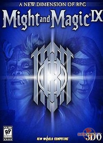 Might and Magic 9: Writ of Fate (2002/RUS)
