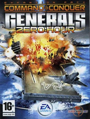 Command and conquer: Generals zero hour - Multiplayer edition 2009