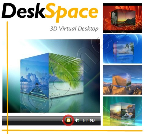 DeskSpace 1.5.5.4 Full