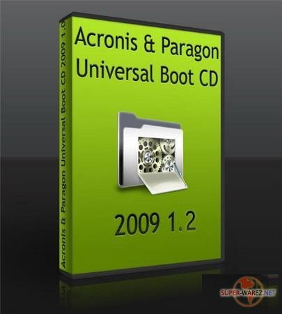 Acronis-Paragon Boot CD 2009 1.2