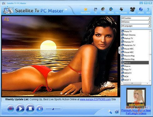 Satellite Tv For Pc 2011.
