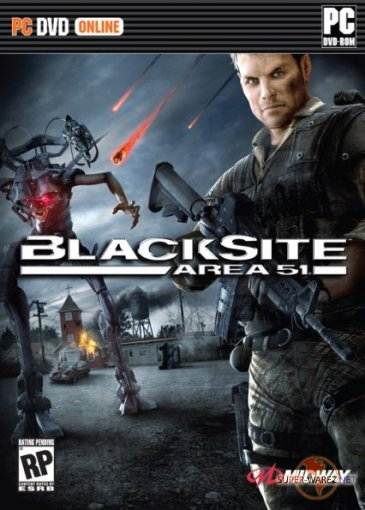 BlackSite: Area 51 (2007/ENG/RePaCK)