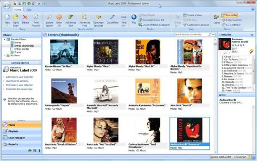 Music Label 2009 v15.1.0.2014 Multilingual