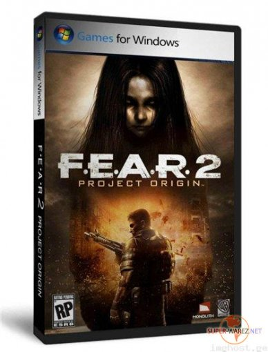 F.E.A.R. 2: Project Origin PC Update v1.03 (2009)