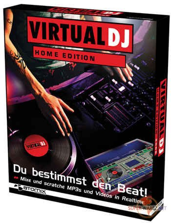 Atomix Virtual DJ Professional v6.0
