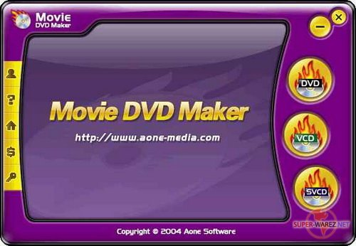 Aone Movie DVD Maker v2.7.0610