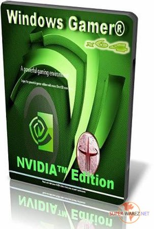 Windows Gamer® NVIDIA™ Edition 2009 R1 x64 (2009/EN)