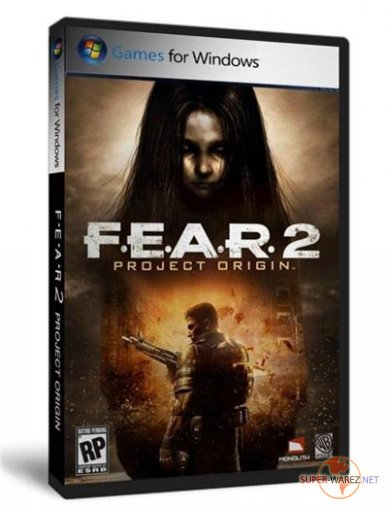 F.E.A.R. 2 - Project Origin Update v1.04 (RUS/2009)