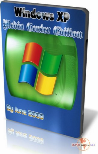 Windows XP Pro SP3 MCE Corp Edition x86 SATA/RAID (Eng/Rus/Ukr/06 2009)