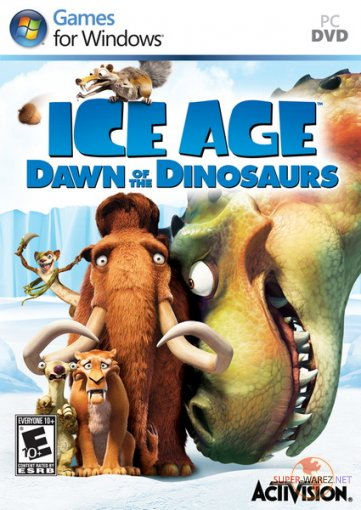 Ice Age: Dawn of Dinosaurs (2009/ENG/RePack/RIP)
