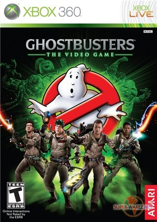 Ghostbusters : The Video Game (2009/RUS) Xbox 360