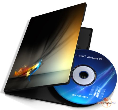 Windows XP LEX™ SP3 RUS SUMMER DVD Edition Final 2009