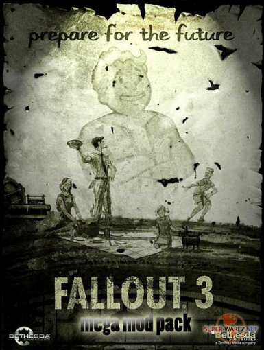 Mega Collection Mods for Fallout 3 (2009/RUS/MOD)