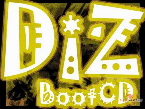 DiZ Boot CD v2 XP SP3 + Hiren + alkid + upd(30.07.09)