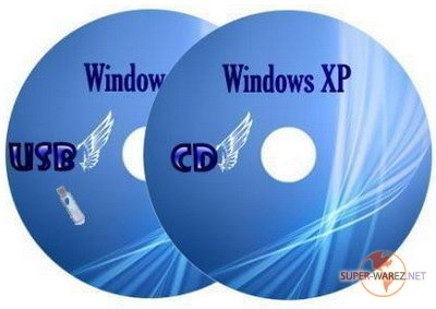 Windows XP PE mini USB Edition 2010 x86-x64 RU