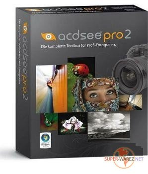 ACDSee Pro 3.0 beta 2 build 304 Lite