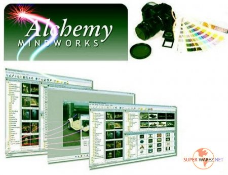 Alchemy Mindworks Graphic Workshop Professional 3.0a42