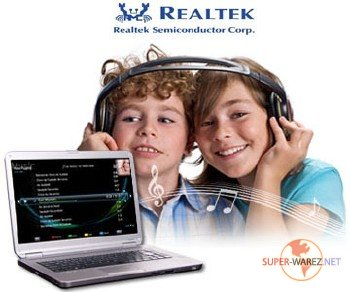 Realtek High Definition Audio Drivers (2k/2k3/XP/Vista/7)(32/64 bit). R2.34