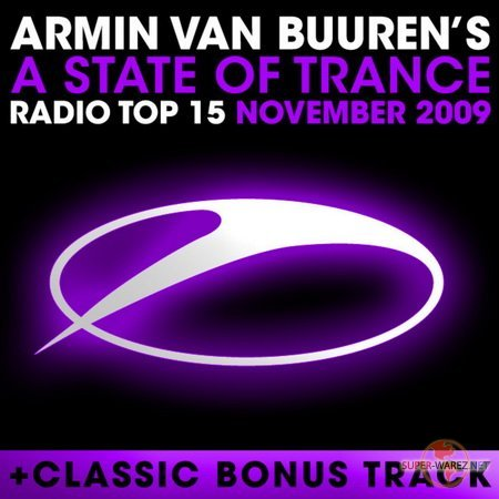 A State Of Trance Radio Top 15 (November 2009)