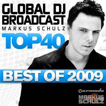 Global DJ Broadcast Top 40 - Best Of 2009
