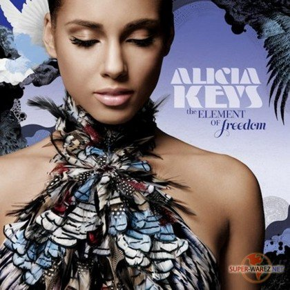 CD Alicia Keys-The Element Of Freedom 2009