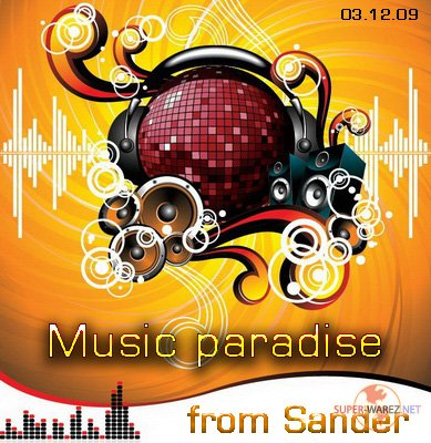 Music paradise from Sander (03.12.09)