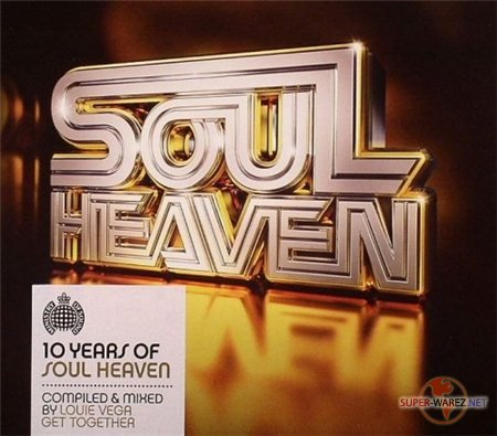 Ministry Of Sound: 10 Years Of Soul Heaven 3CD