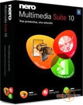 Nero Multimedia Suite 10.0.13100 SerialS + Lite