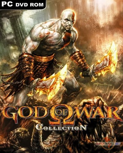 God of War - Collection (2010/RUS/ENG/RePack by Gho$t)