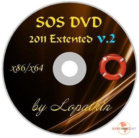 SOS64/32-DVD-2011 Extented v.2
