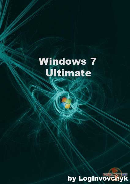 Windows 7 Ultimate SP1 RC1 x64 by Loginvovchyk (декабрь 2010)