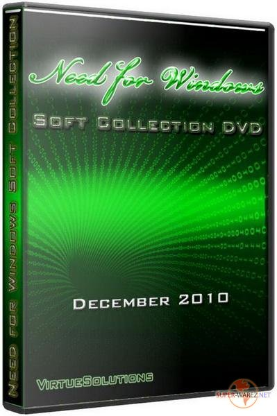 Need for Windows Soft Collection DVD (12.2010/RUS)