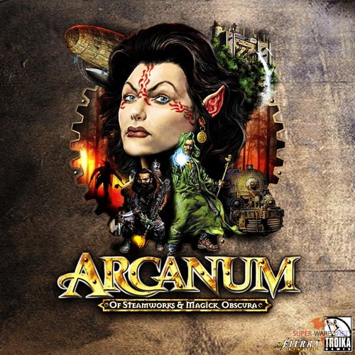 Arcanum: Of Steamworks & Magick Obscura (2001/ENG/RUS/RePack by R.G.Catalyst)