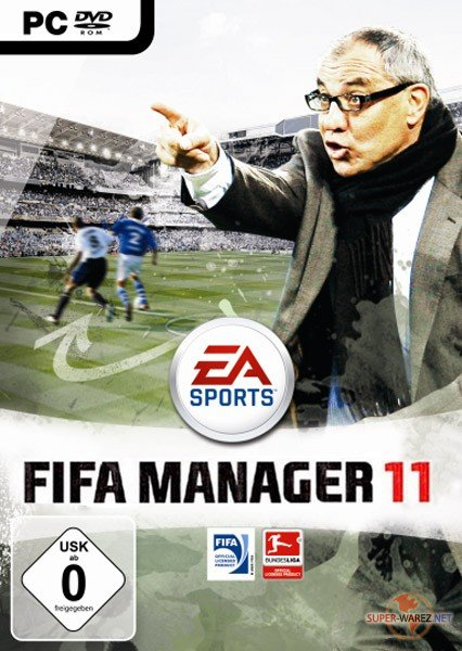 FIFA Manager 11 (2010/RUS/ENG/RePack)