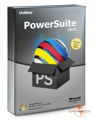 Uniblue PowerSuite 2010 v2.1.12.3