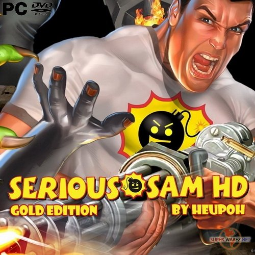Serious Sam. Gold Edition (2010/RUS/RePack by HeupoH)