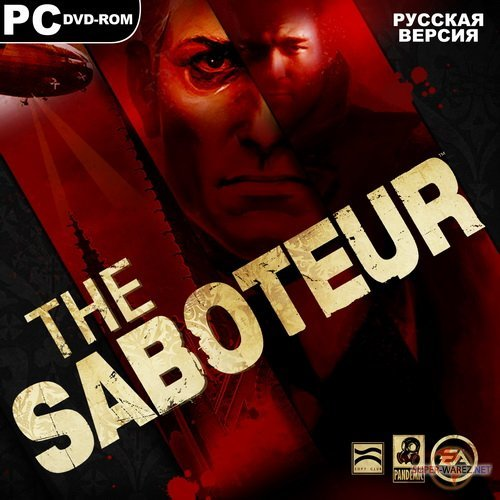 The Saboteur [v.1.3] (2009/RUS/RePack)